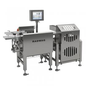 DWM 1500 HPX Checkweigher